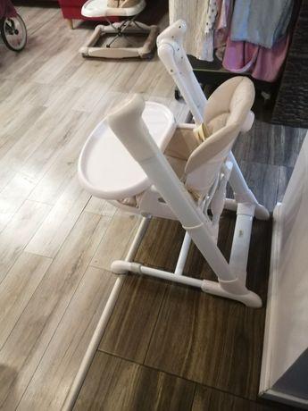 Krzesełko 2w1 kolyska
