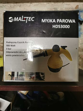 Myjka parowa mini karcher