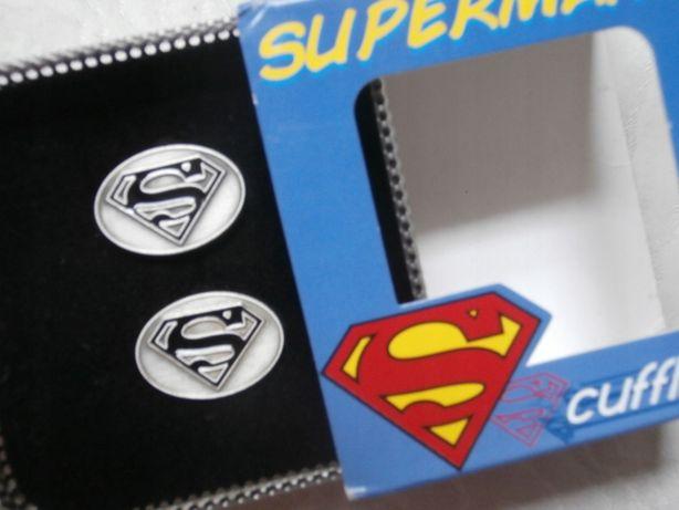 Spinki SUPERMAN black DC Comics orginal