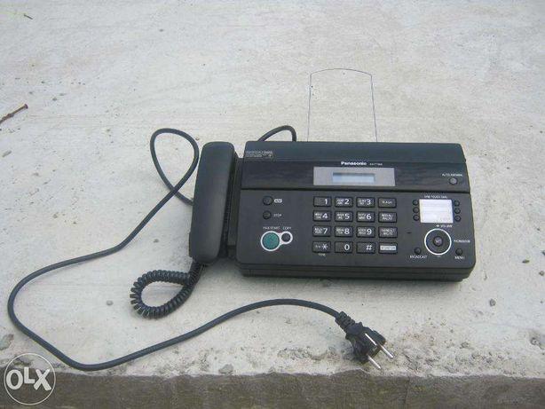 Факс Panasonic KX-FT984UA-B Black