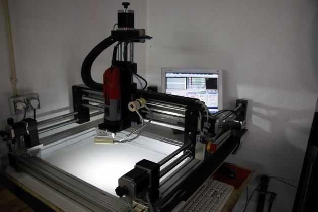CNC KK1000S 1000x500mm