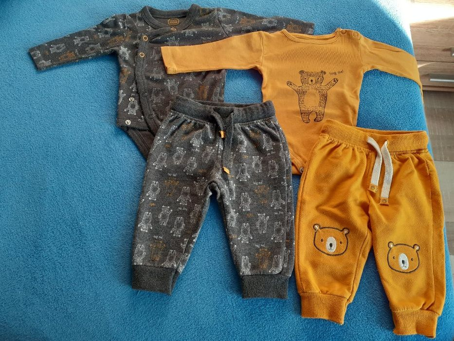 body + spodnie, 56 i 62 Wodzisław Śląski - image 1