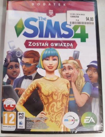 The Sims 4 Zostań Gwiazdą NOWE FOLIA PC