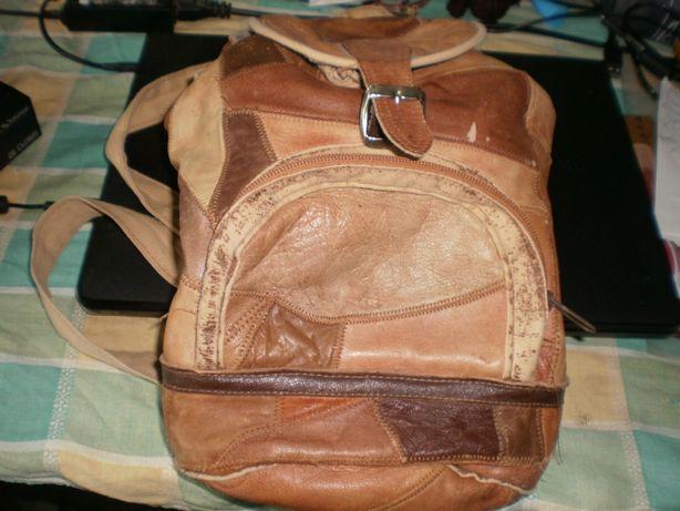рюкзак -школьника-кожа