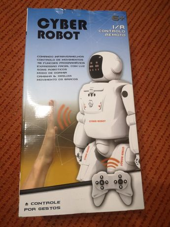 Robot didático com múltiplas funções