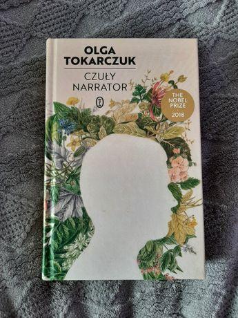 Czuły narrator- Olga Tokarczuk