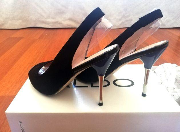 Sapatos de salto alto, Aldo, Tam. 37