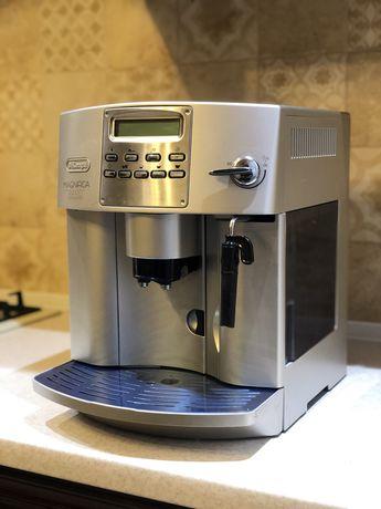 Delonghi ESAM 3400 Кофемашина кавоварка Кофеварка