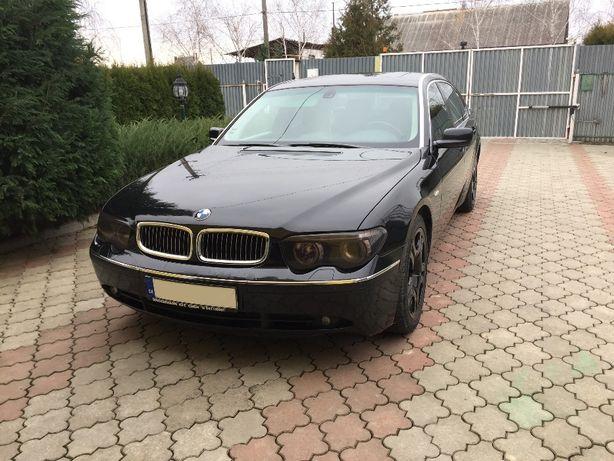 BMW 745Li (e66)( лонг)