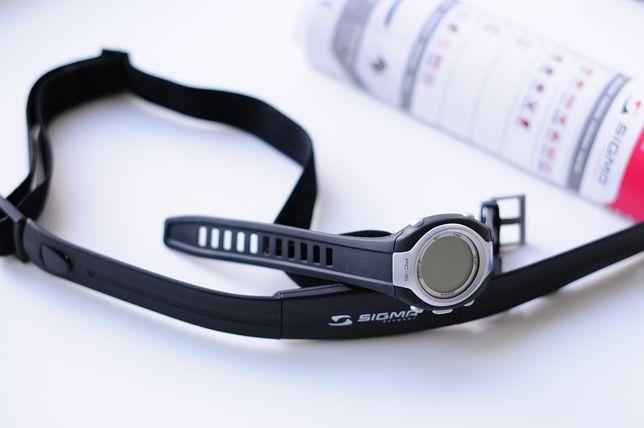 Сигма спорт сопртивные часы с пульсометром