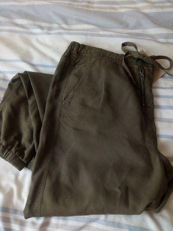 Spodnie wyciągane