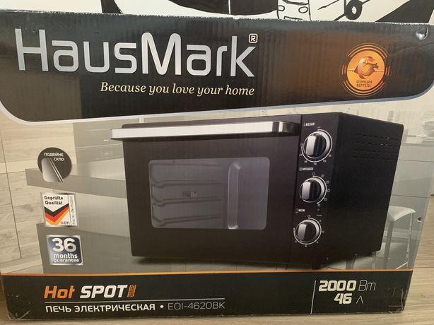 Продаю электрическую печь HausMark