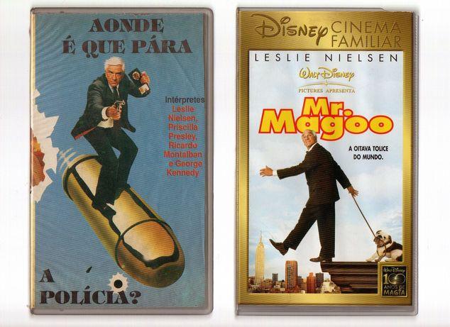 Colecção filmes vintage VHS Cómico ORIGINAIS