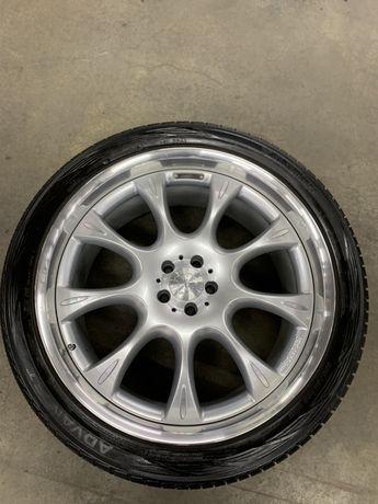 5/130/23 BRABUS Диски Mercedes G