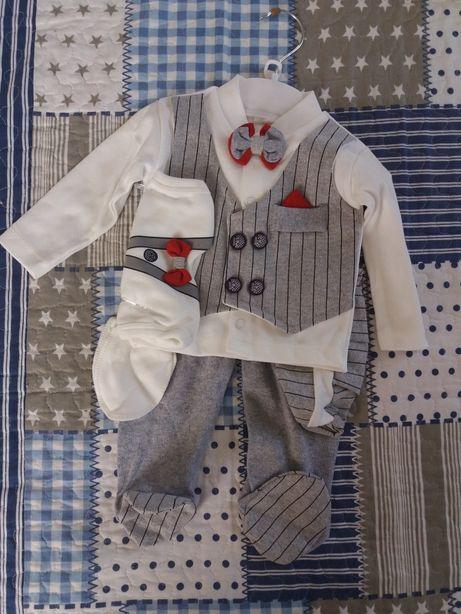 Костюмчик на хлопчика 3-6 місяців