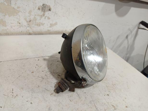Lampa przednia przód MZ ETZ 250 251 szkło odblask obudowa FER DDR
