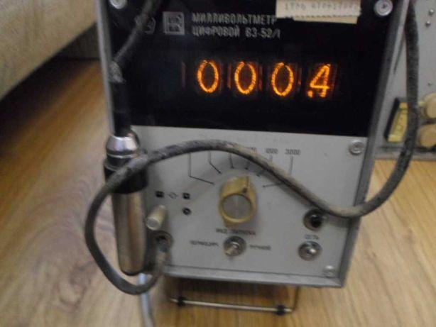 Вольтметр В3-52\1