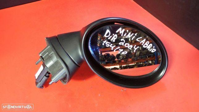 Espelho Retrovisor Direito Mini Mini Cabriolet (R52)