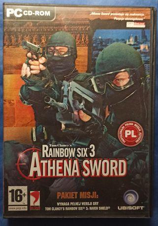 RainbowSix 3 Athena Sword PC polska