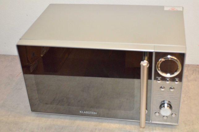 Kuchenka mikrofalowa z grillem Luminance 700W 20L Nowa