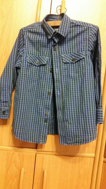 Koszula dla chlopca w rozmiarze 110/116