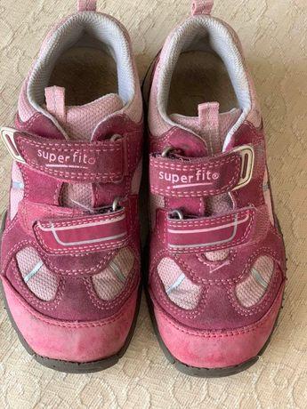 кроссовки на девочку Superfit 30 размер