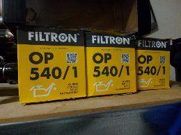FILTRON filtr oleju OP 540/1 Dębe Wielkie - image 1