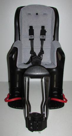 Fotelik rowerowy Romer Jockey Relax + złączka