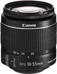 Vendo Objectiva Canon
