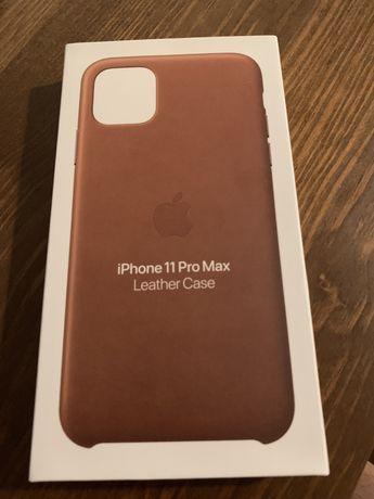 Capa iPhone 11 Pro Max Leather
