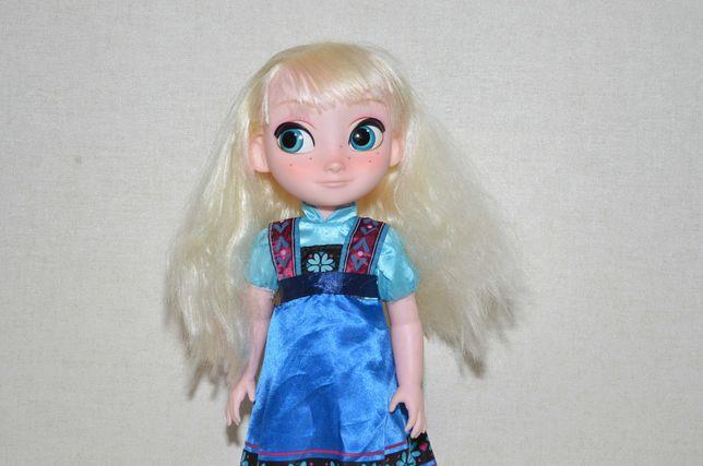 Кукла Эльза Дисней Аниматор Animator Disney Frozen 2015 г.