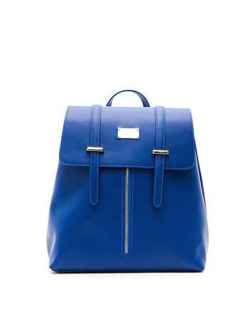 Итальянский кожаный рюкзак Trussardi Collection