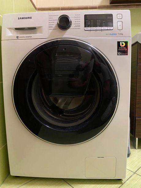 Śliczna pralka Samsung AddWash 7kg