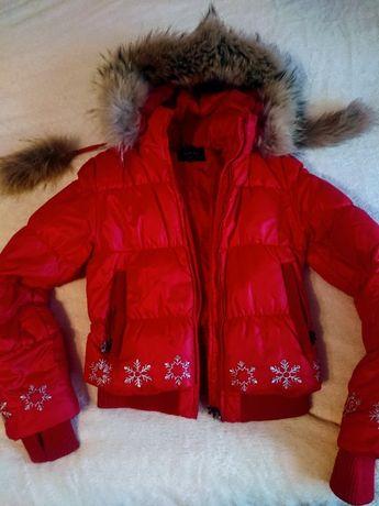 Куртка женская зима S