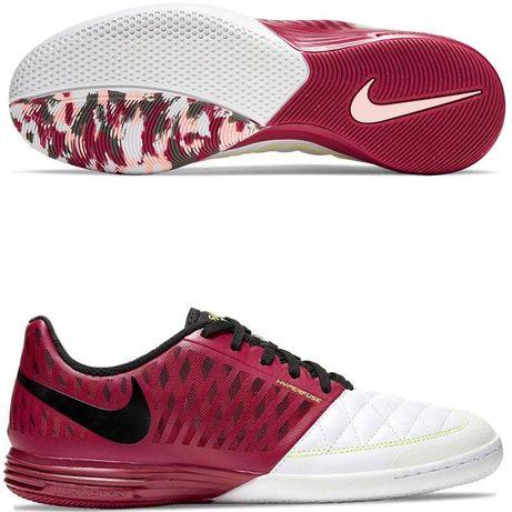 Футзалки бампи профі Nike Lunar gato 2 40.5 41 42 42.5 47.5 шкіра