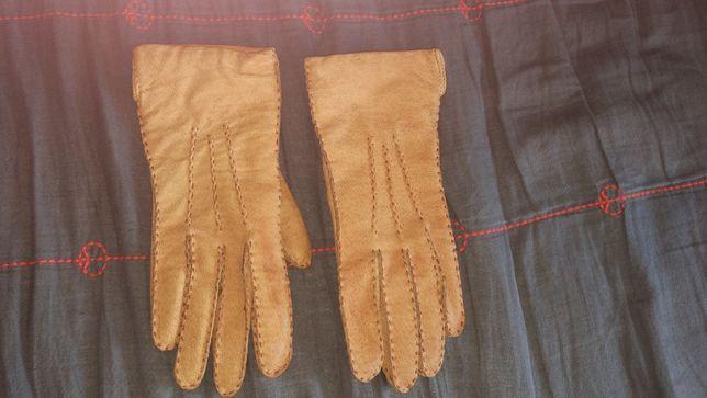 Rękawiczki Damskie Skórzane NOWE