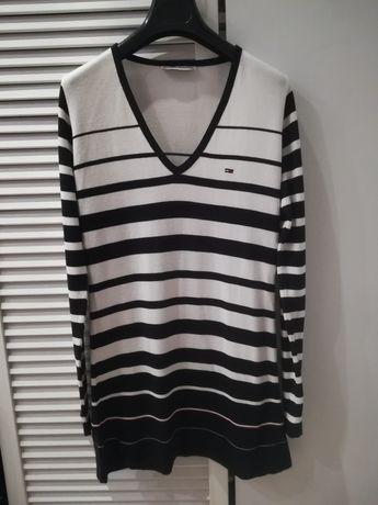 Dłuższy sweterek Tommy Hilfiger