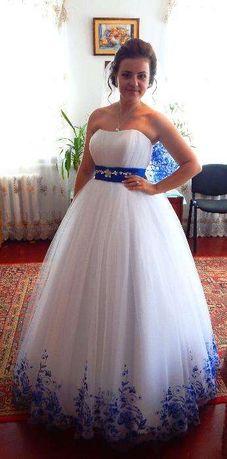 Срочно Продам Свадебное Платье!!