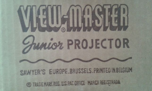 Projector Electrico View Master