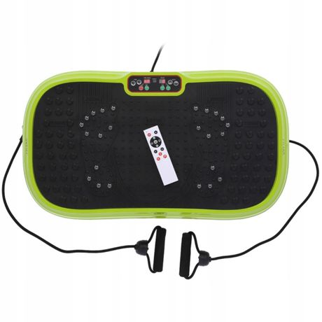 Platforma Wibracyjna Vibro Slim Shaper SVP07 GREEN