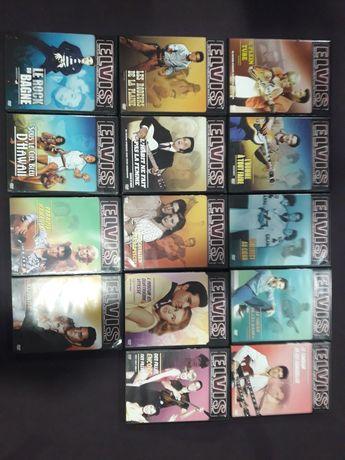 Coleção de filmes do Elvis