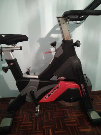 Bicicleta de spinning nordictrack GX 8.0