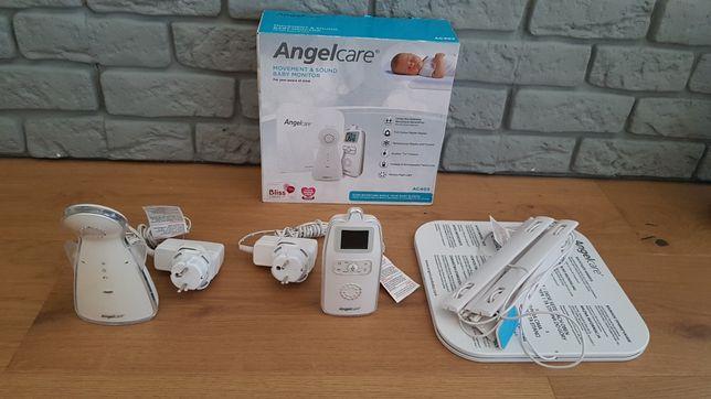 Monitor oddechu, niania elektroniczna Angel Care AC403