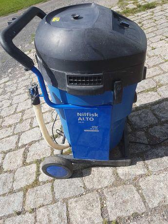 odkurzacz przemysłowy - Nilfisk ALTO SQ8  ( hilti Bosch festool )
