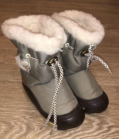 Śniegowce dziecięce