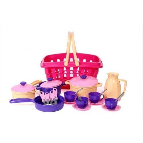 Посуд дитячий , посуд іграшковий , посуда для дитини