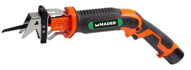 Serrote de Poda a Bateria, 10.8V, 1.5Ah - MADER®
