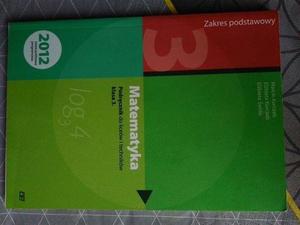 Podręcznik Matematyka-zakres podstawowy