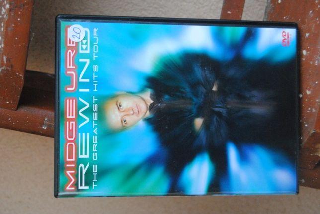 Midge Ure*Rewind/DVD