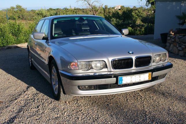 BMW 735 iL 3.5 V8 (E38) - 2000 - GPL BRC - 125 000 kms reais